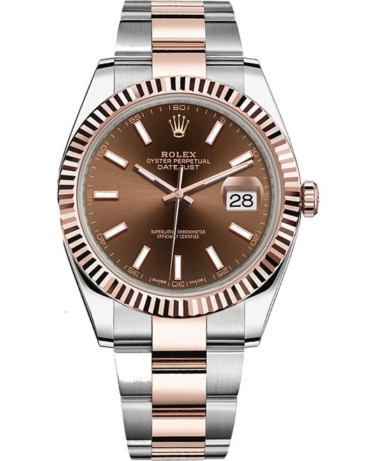 OYSTER PERPETUAL126331  DATEJUST 41