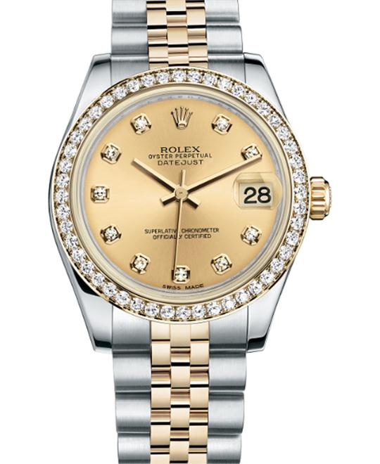 OYSTER PERPETUAL178383 DATEJUST 31