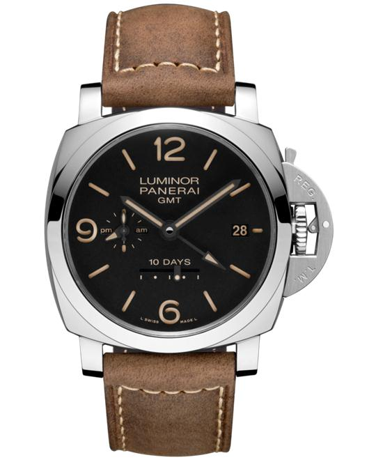 Panerai Luminor 1950 10 Days GMT PAM00533 44mm