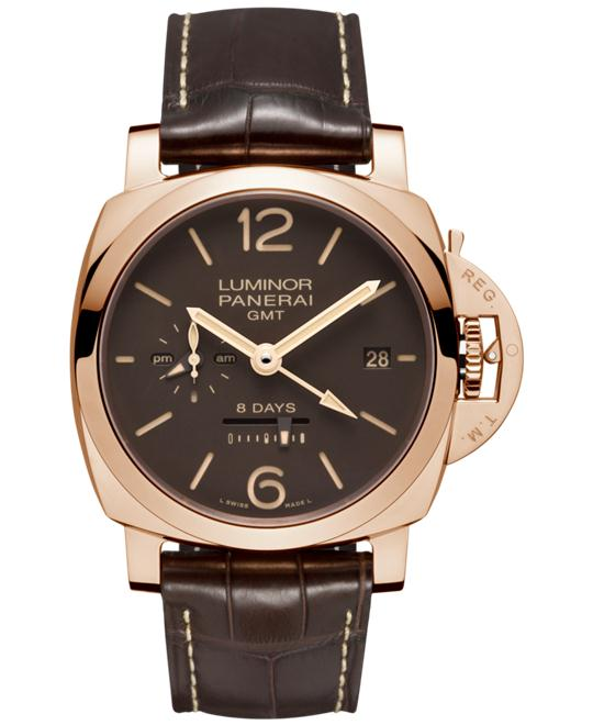 Panerai Luminor 1950 18k Rose Gold PAM00576 44mm