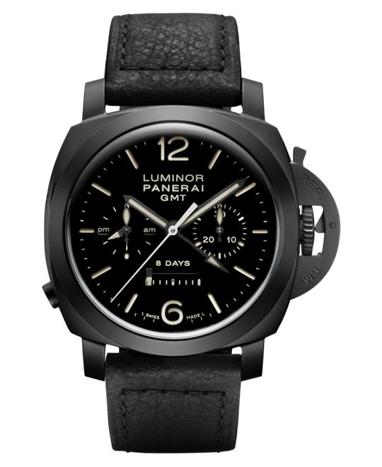 Panerai Luminor 1950 8 Days GMT PAM00317 44mm