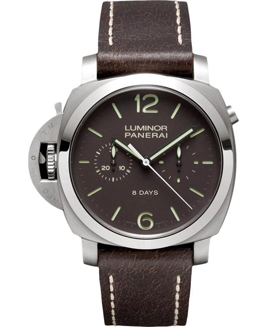 Panerai Luminor 1950 Left-Handed 8 Days PAM00345 44mm