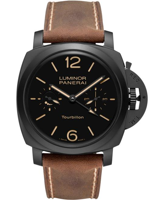 Panerai Luminor 1950 Tourbillion GMT PAM00396 48mm