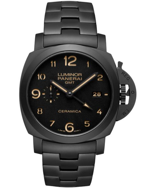 Panerai Luminor 1950 Tuttonero GMT PAM00438 44mm