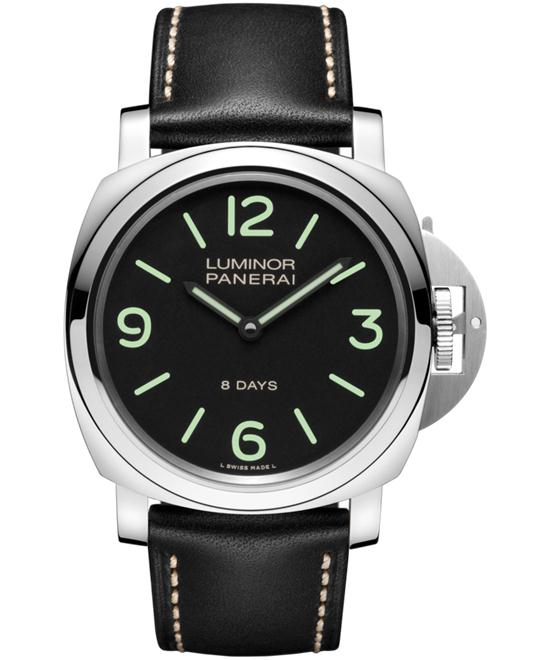 Panerai Luminor Base 8 Days Acciaio PAM00560 44mm