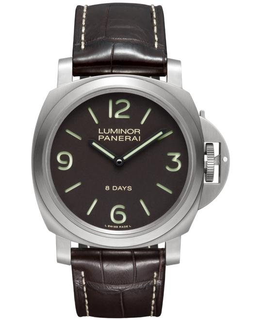 Panerai Luminor Base 8 Days Acciaio PAM00562 44mm