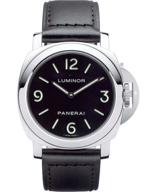 Panerai Luminor Base Leather Strap PAM00112 44mm