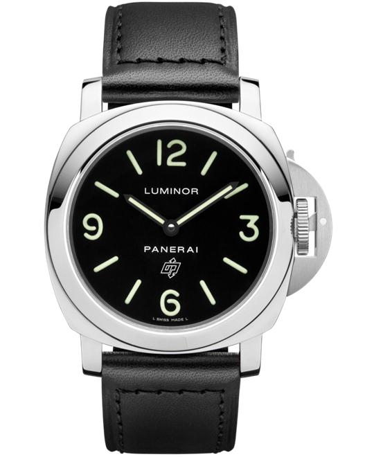 Panerai Luminor Base Logo Acciaio 44mm