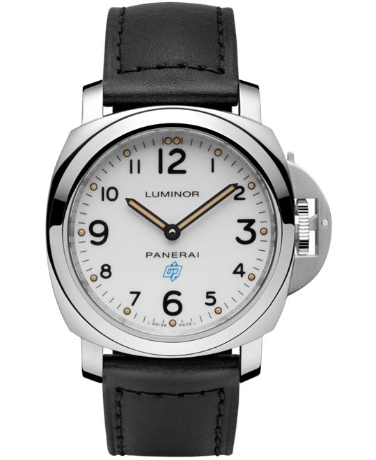 Panerai Luminor Base Logo Acciaio PAM00630 Watch 44mm