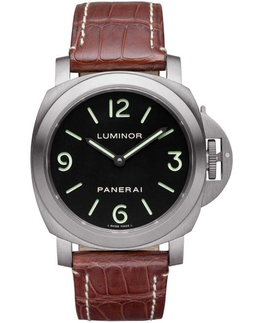 Panerai Luminor Base PAM00176 Men's Watch 44mm