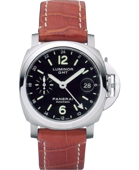 Panerai Luminor GMT PAM00244 Watch 40mm