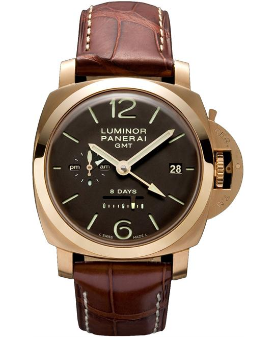 Panerai Luminor GMT PAM00289 Men's Watch 44mm