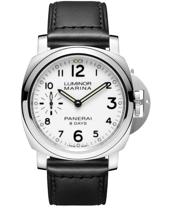 Panerai Luminor Marina 8 Days Acciaio PAM00563 44mm