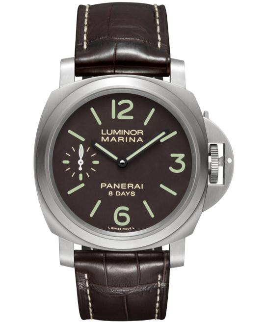 Panerai Luminor Marina 8 Days Titanio PAM00564 44mm