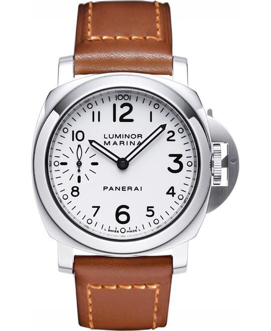Panerai Luminor Marina White Dial PAM00113 44mm