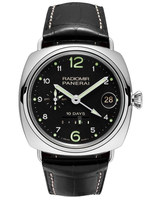 Panerai Radiomir 10 Days GMT PAM00496 45mm