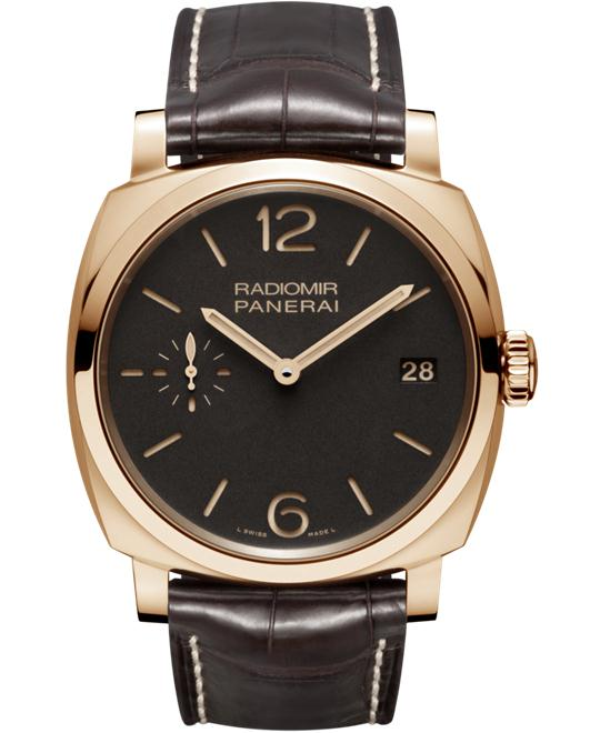 Panerai Radiomir 18kt Rose Gold PAM00515 44mm