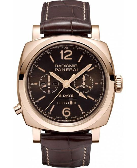 Panerai Radiomir 1940 18kt Rose Gold PAM00502 45mm
