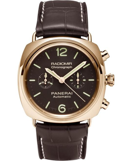 Panerai Radiomir Chrono18kt Gold PAM00377 42mm