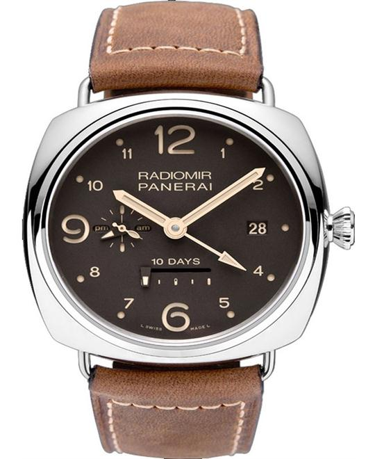 Panerai Radiomir Leather PAM00391 Men's Watch 47mm