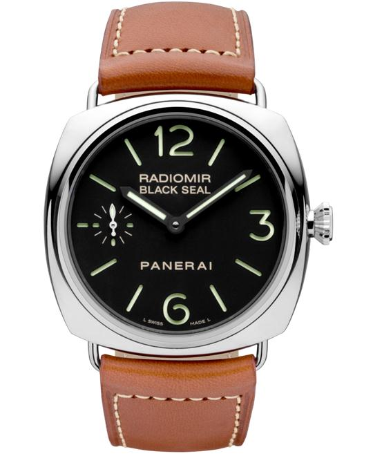 Panerai Radiomir PAM00183 Black Seal Men's Watch 45mm
