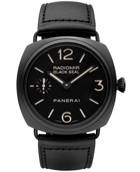 Panerai Radiomir PAM00292 Black Leather 45mm