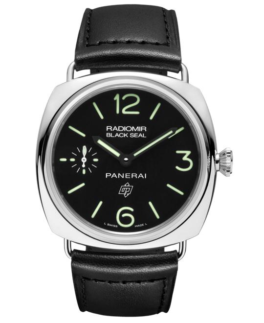 Panerai Radiomir PAM00380 Black Dial Men's Watch 45mm