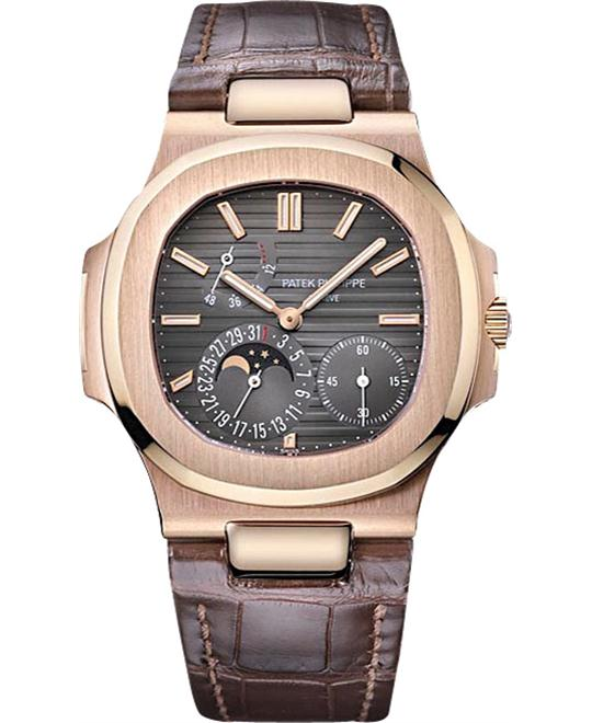 Patek Philippe 5712R-001 Nautilus Power Reserve Moonphase 40mm