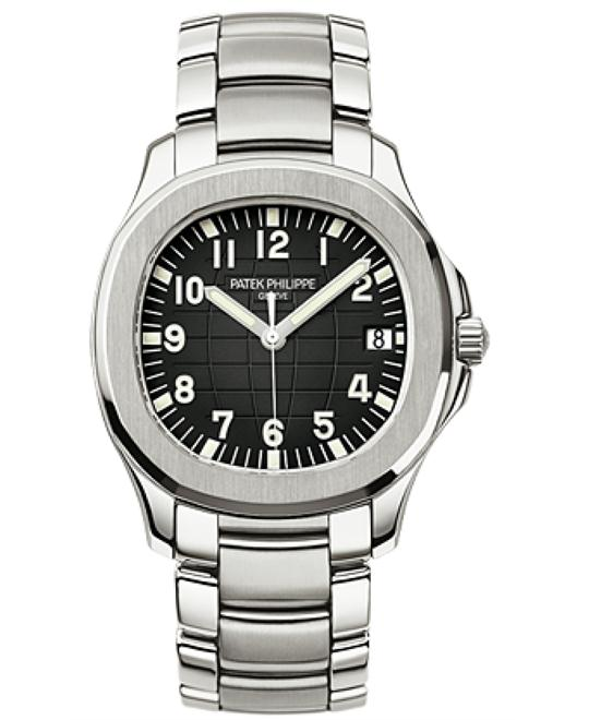 PATEK PHILIPPE Aquanaut Stainless Steel, 40mm