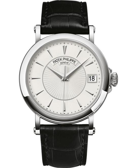 PATEK PHILIPPE Calatrava Automatic Watch 38mm
