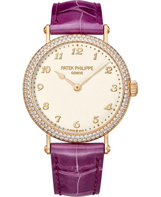 Patek Philippe 7200/200r-001 Calatrava Ladies Watch 36mm