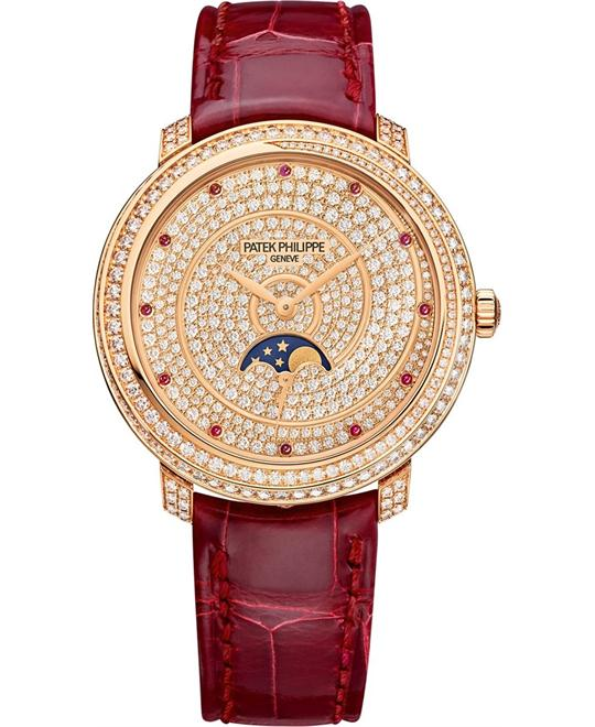 PATEK PHILIPPE Complications 4968/400R-001 Watch 33.3mm