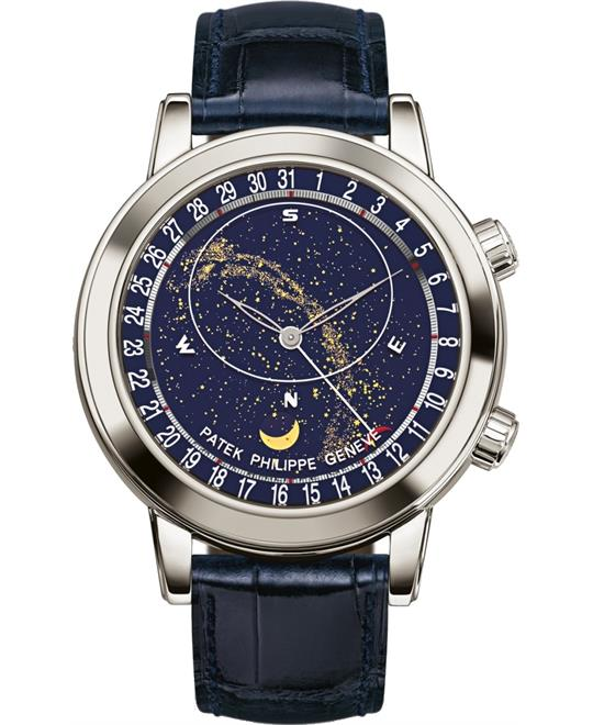 Patek Philippe Grand 6102P-001 Complications Watch 44
