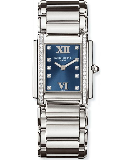 Patek Philippe Ladies Folding Quartz 25mm x 30mm