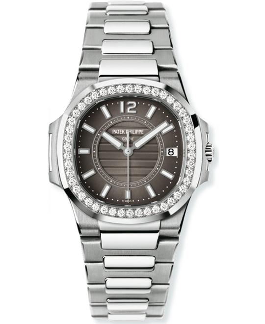 Patek Philippe Ladies Swiss Nautilus Automatic 32mm