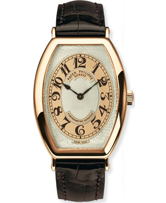 PATEK PHILIPPE Gondolo 18kt Rose Gold Watch 32x42mm