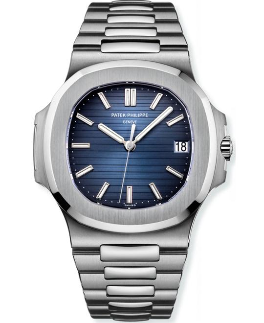 Patek Philippe Mens Stainless Steel Automatic Folding 40mm