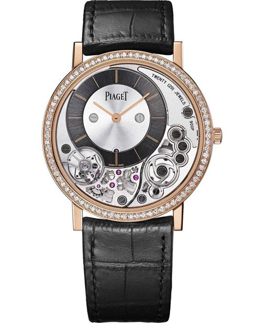 Piaget Altiplano 18K Rose Gold & Diamonds G0A40013 38mm