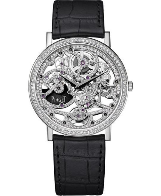 Piaget Altiplano Gem-Set Skeleton G0A40125 38mm