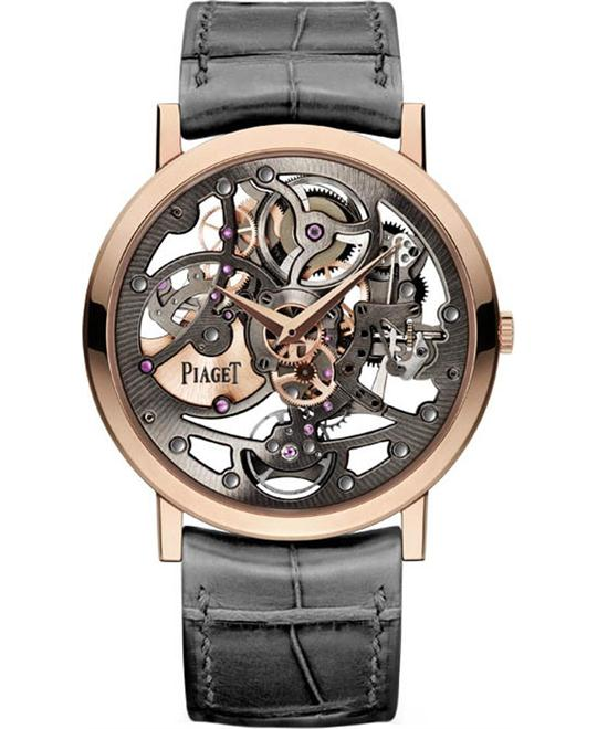 Piaget Altiplano Skeleton Rose Gold G0A38132 38mm