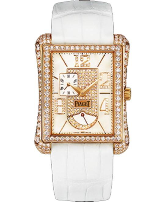 Piaget Black Tie Emperador Rose Gold G0A31023 32x41mm