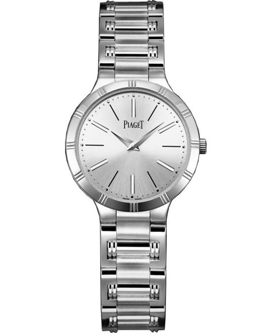 Piaget Dancer 18K White Gold G0A33051 28mm
