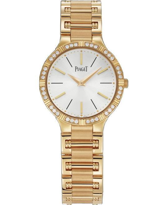 Piaget Dancer Rose Gold Quartz G0A38053 28mm