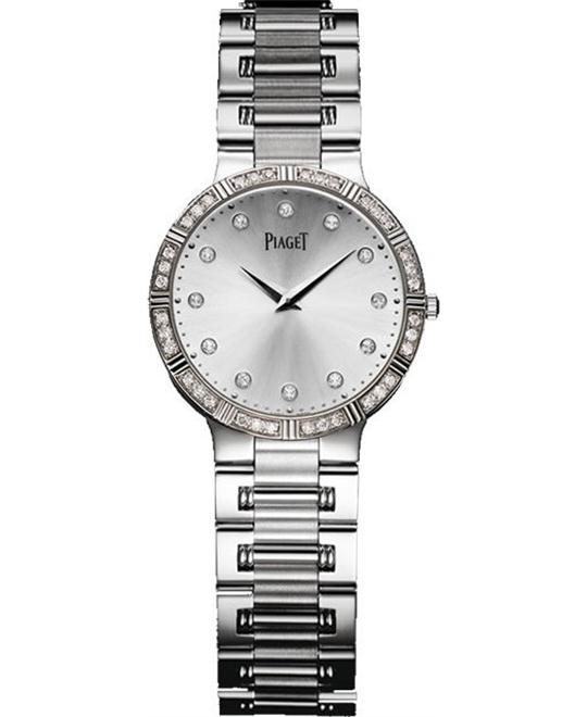 Piaget Dancer White Gold Diamond G0A33052 28mm