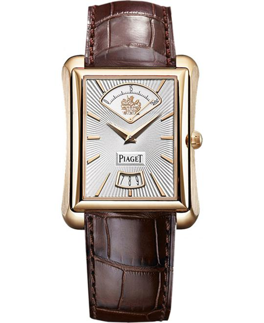 Piaget Emperador 18K Rose Gold Automatic G0A33071 41mm