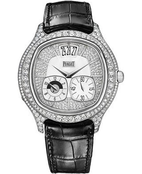 Piaget Emperador Cushion-Shaped Diamonds 42mm