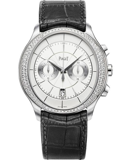 Piaget Gouverneur 18K White Gold G0A37113 43mm