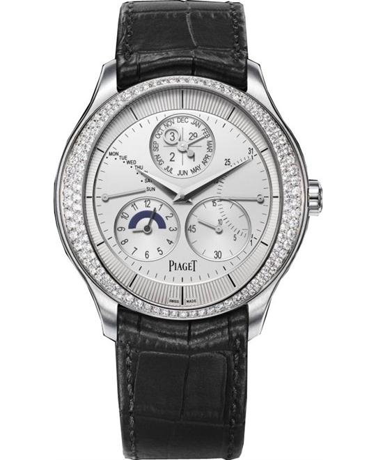 Piaget Gouverneur White Gold & Diamonds G0A40019 43mm