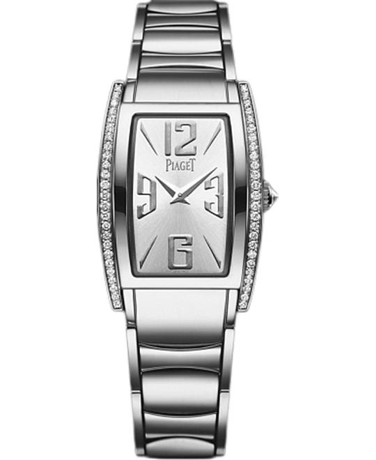 Piaget Limelight 18K White Gold Diamond G0A36095 22x30mm
