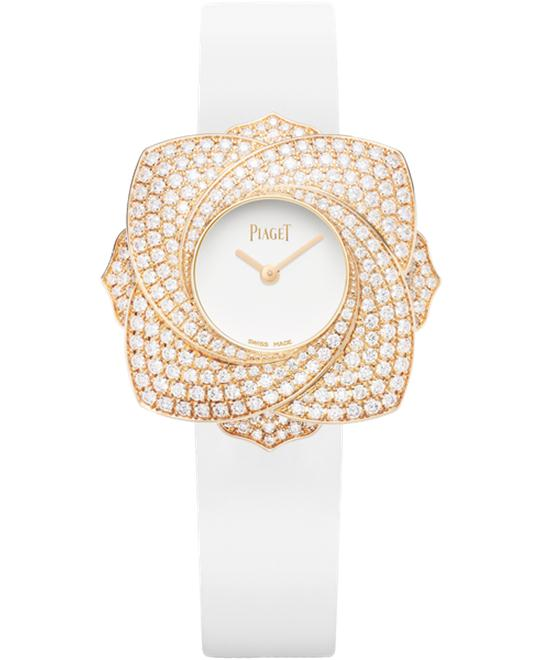 Piaget Limelight Blooming Rose Diamonds G0A39183 34mm